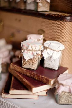 spice wedding favours ideas - FAB Mood | Inspiration Colour Palettes