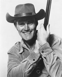 "The 6'5"" Chuck Connors was menacing as Tom Moore in Roots, but he had a successful career as TV's The Rifleman."