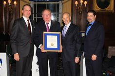 Hotel Association of New York  - 2013 Gold Medal Award honoree