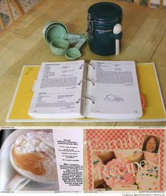How to Make Your Own CookBook