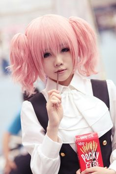 Karuta Roromiya(Inu x Boku SS) cosplay by Moon. BEST ROROMIYA COSPLAY EVER! #inuboku #roromiya #cosplay