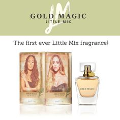 #AD Have you got your hands on some Gold Magic yet? Little Mix's first ever fragrance is out NOW, Shoutettes! #GoldMagic #LittleMix #shoutmag