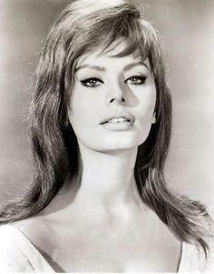Sophia Loren circa 1954