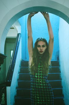 photography: erika astrid   ∆   model: caroline kaczor @L a models    styling: marissa essex   ∆   h+m: crystal liz