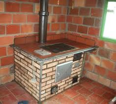 91 estufas reguladoras de humo entregará Corponor Fire Pit Cooking, Cooking Stove, Stove Oven, Build Outdoor Kitchen, Outdoor Oven, Outhouse Bathroom, Brick Laying, Cool Fire, Barbecue Area