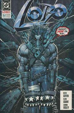 LOBO #3  DC COMICS  JANUARY1991  $1.50