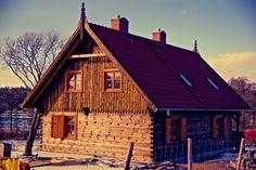 My log house - still under construction