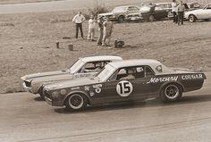 SCCA Trans Am Series Cars Mercury Cougar