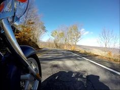 On two wheels, one road and a beautiful Autumn day.  On the last day of October in the Shenandoah Mountains. This wonderful fall day compelled me to get out and ride through the Shenandoah mountains. This video was shot on  U.S. Route 250 between Monterey, Virginia to the West Virginia state line.   thepowersportschannel.com