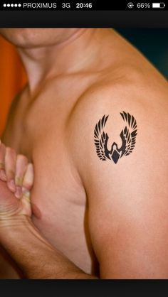 Well minimalist tattoos are the thing to do. Map tattoos are the ideal pick for travelers. Lotus flower tattoos are a few of the most popular tattoo designs in various cultures, but their meaning is still the same. Phoenix Tattoo Men, Small Phoenix Tattoos, Small Bird Tattoos, Bird Tattoo Men, Phoenix Tattoo Design, Small Tattoo Designs, Tattoo Designs Men, Tribal Designs, Rebirth Tattoo