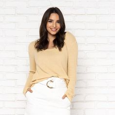 1c1315bf3affea Sunrise Knit Top in Light Yellow - Dainty Hooligan Boutique Makeup Goals,  Sweater Weather,