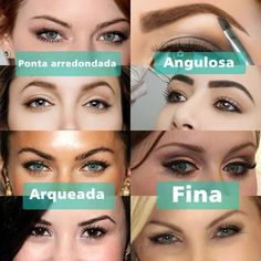 Home - Instituto Wendy Brasil Beauty Care, Hair Beauty, Make Tutorial, Makeup Guide, Make Me Up, Weight Loss Tips, Best Makeup Products, Eyebrows, Eyes