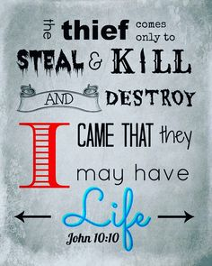 Jesus came to seek and save the lost. Know your enemy and remember who seeks to destroy.  Jesus brings life!  John 10:11 I am the good shepherd. The good shepherd sacrifices his life for the sheep.  #bible #woven #wordsofwisdom #biblegram #bibleverseoftheday #christianliving #jesus #sheep #livetheword #womenwholead by karenmpeeler http://ift.tt/1KAavV3