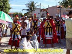PORTAL DE ITACARAMBI: Católicos de Itacarambi comemoram a Semana Santa c...