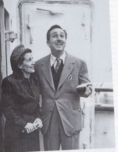 """""""I think my dad fell in love with her almost immediately … she was an independent little lady,"""" says daughter Diane Disney Miller"""
