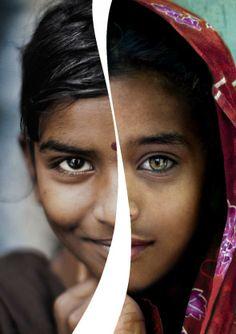 Coca-Cola: Small World campaign. Advertising Agency: Leo Burnett Touching