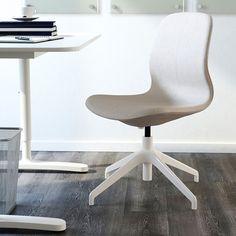 Drehstuhl ikea  Fühlt sich nicht nur im Büro zu Hause: Ikeas neuer Drehstuhl ...