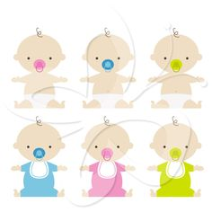 It Serves Well As Clipart For Baby Shower Invitations Thank You Notes Or Decorations