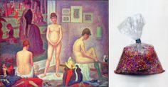 Tidying Up Seurat by Ursus Wehrli | Tidying Up Art