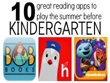 Fun low-pressure ways to work on literacy skills before your child enters kindergarten.