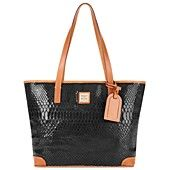 Dooney+&+Bourke+Handbag,+Snake+Charleston+Shopper
