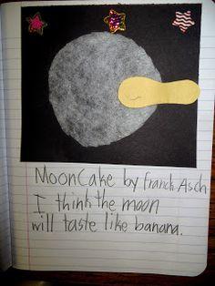 Moon Over My Firsties - First Grade Wow