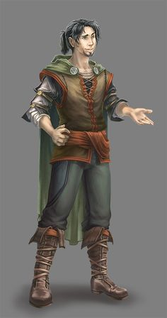 5:Thellorn's Safe Journeys Asdan Thelorn wagon maker