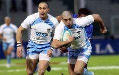 Los Pumas cayeron ante Sudáfrica en el histórico debut del Rugby Championship  (Foto: Cadena3) | Leé la nota completa en http://www.lapampadiaxdia.com.ar/2012/08/los-pumas-cayeron-ante-sudafrica-en-el.html
