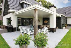 Backyard Pavilion, Backyard Patio Designs, Pergola Patio, Small Sunroom, Porch Veranda, Enclosed Patio, Outdoor Living, Outdoor Decor, Building Design