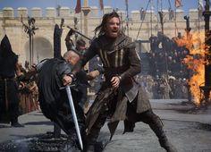 Michael Fassbender being a badass (20th Century Fox)