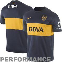 DaSports Fans Shop - Nike Boca Juniors 201213 Home Soccer Jersey Navy  BlueYellow - See more 80907c8e7