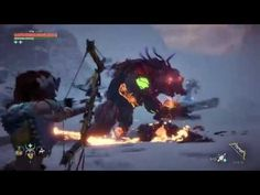 (1) How hard (fun) Ultra Hard really is: Horizon Zero Dawn's The Frozen Wilds (Part 2) - YouTube