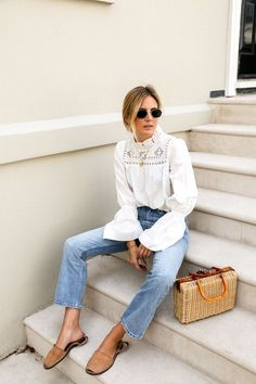 7 Summery Tops We Can't Stop Wearing –– Wit & Delight
