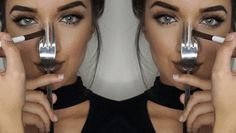 Latest 10 tricks in the world of makeup provides you a lot of trouble.