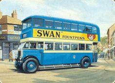 Leyland Titan 1929, Ashton