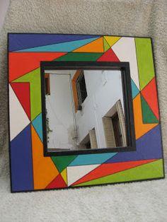 Los Espejos de Lola: Espejos 35x35