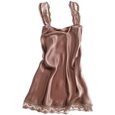 Classic Short Slip (115 ILS) ❤ liked on Polyvore featuring intimates, dresses, lingerie, underwear, tops, lingerie slip, short slip, silk lingerie, slip lingerie and silk slip