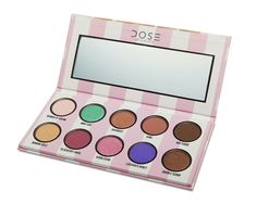 Dose of Colors Eyes Cream limited edition palette $50 on website Absolutely love these colors!