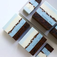 Indigo .Houttuynia cordata soap