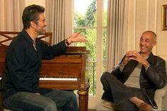 George & Andrew