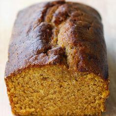 Gluten Away == Amazing And Easy Gluten Free Pumpkin Bread Recipe