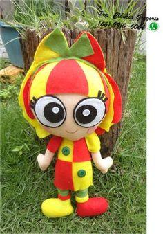 Cuidado com a Cuca!! Visconde de Sabugosa Emília a boneca mais falante do sitio. Assim viajamos no mundo da imaginação!! ...