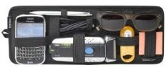 Everything you might need while driving at the tip of your fingers with a visor organizer.