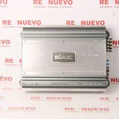 MAC MPX 4000 1000W de segunda mano E279265   Tienda online de segunda mano en Barcelona Re-Nuevo