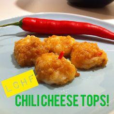 LCHF-HVERDAG: Hurtige LCHF-chili cheese tops