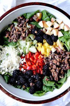 Apple Walnut Salad Recipe | Carlsbad Cravings