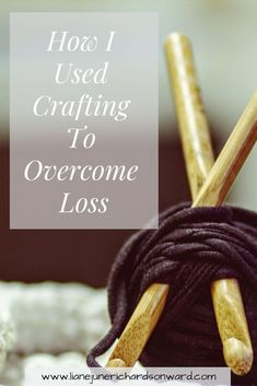 Using crafting to help overcome the pain of loss, and allowing the pain to heal. Diy And Crafts, Arts And Crafts, Grief Loss, Meditation Practices, Bereavement, Chakra Healing, Occupational Therapy, Homemade Gifts, Personal Development