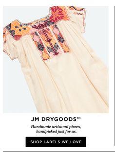 JM Drygoods and Madewell collab