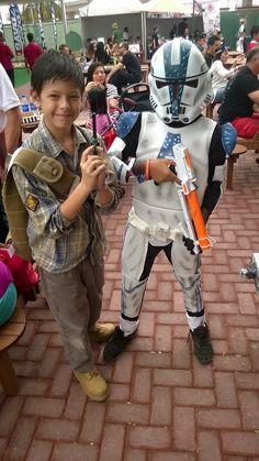 Star Wars buddies