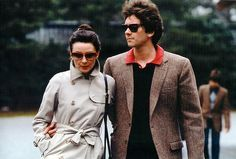 Audrey with Sean and Luca (in the back) in Kyoto, 1983.